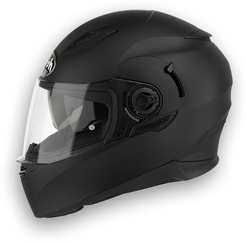 Motorcycle Helmet Airoh Movement Color Matte Black