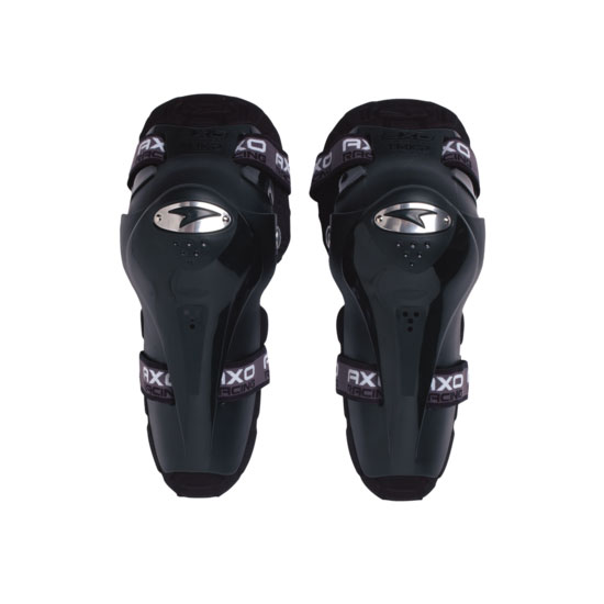 Pair of baby knee pads AXO Black