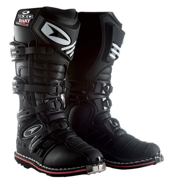 Cross AXO Dart Boots Black Old School