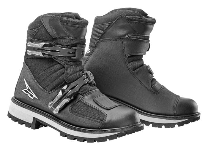 AXO Slammer cross boots Black