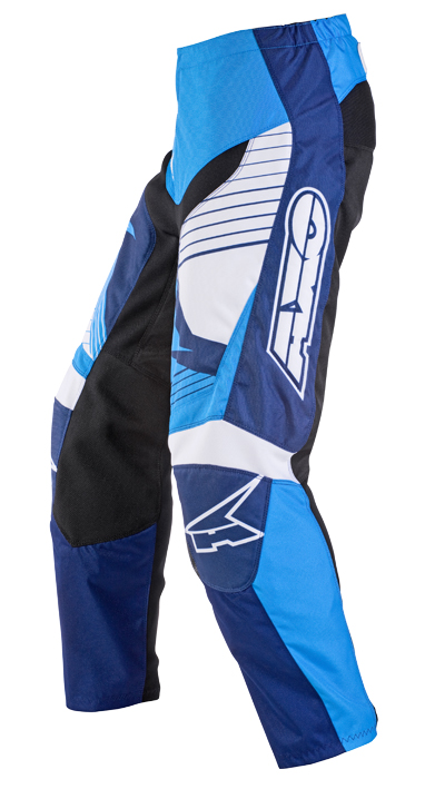 Pantaloni cross AXO SR Blu Azzurro