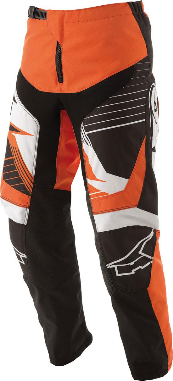 Pantaloni cross AXO SR Arancio