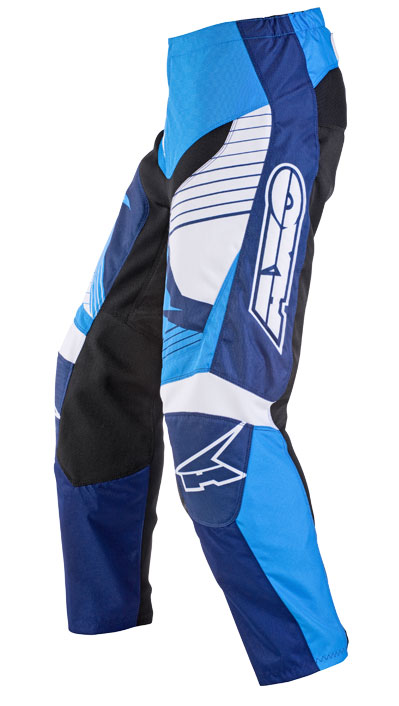 AXO SR JR kid cross trousers Blue