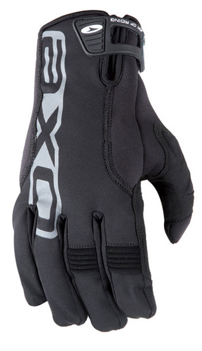 Guanto cross AXO Summit Evo Nero