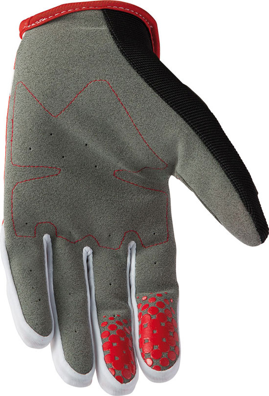 Gloves AXO cross SX Blue