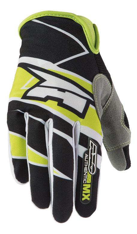 Gloves AXO cross SX Green