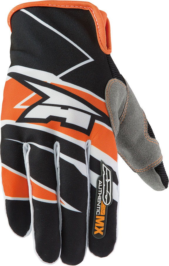 Gloves AXO cross SX Orange