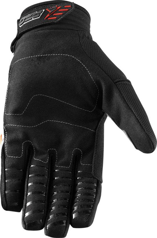 Gloves AXO PDLK Red Cross