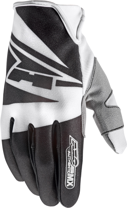 AXO SX cross gloves Black White