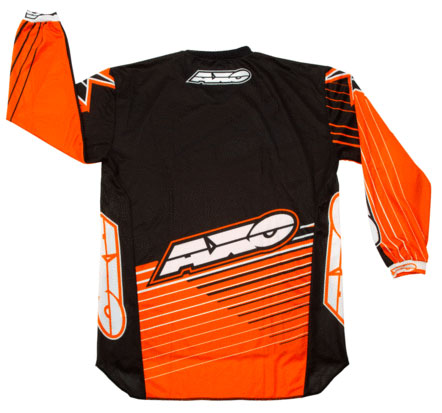 Jersey cross AXO Rail Orange Black