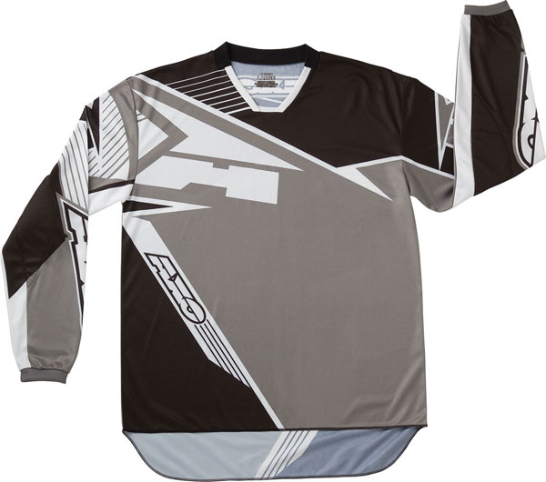 Jersey cross AXO SR Black Grey
