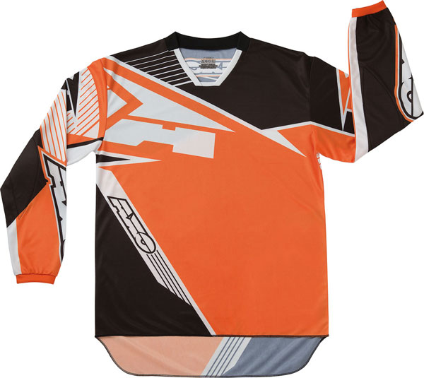 Jersey cross AXO SR Orange