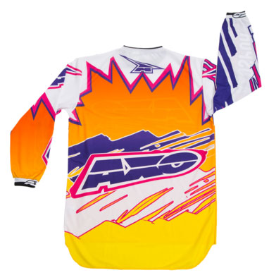 AXO Dyemax cross shirt