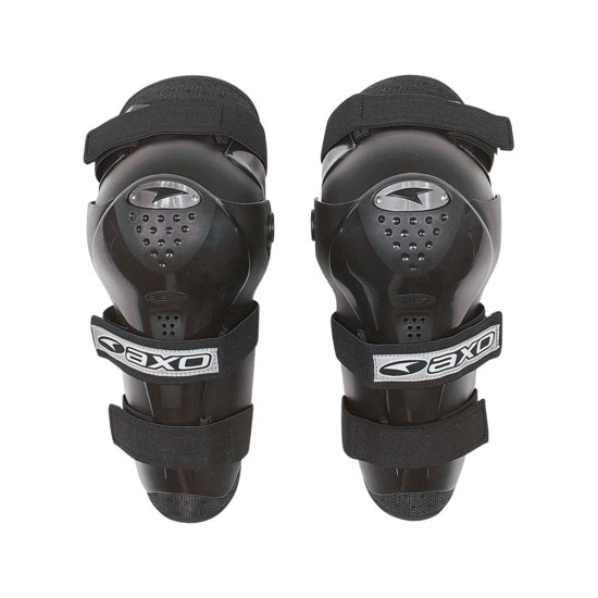 Couple AXO knee TMKP Black Blue