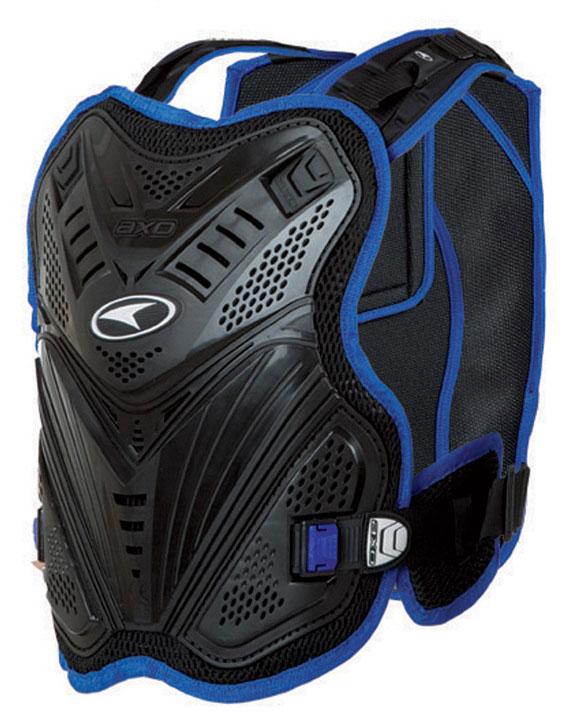 Harness AXO MX 2.0 Massive Black Blue