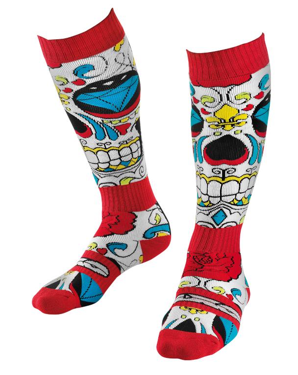 AXO cross socks Skull