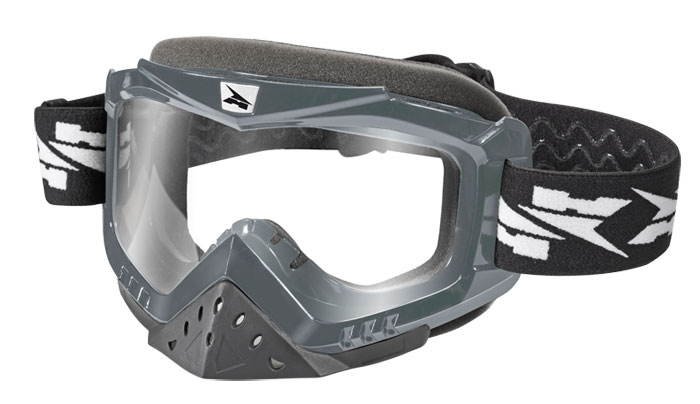 AXO Zenit cross goggles Grey