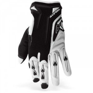 Gloves Acerbis Motocross Mx-x2 Black