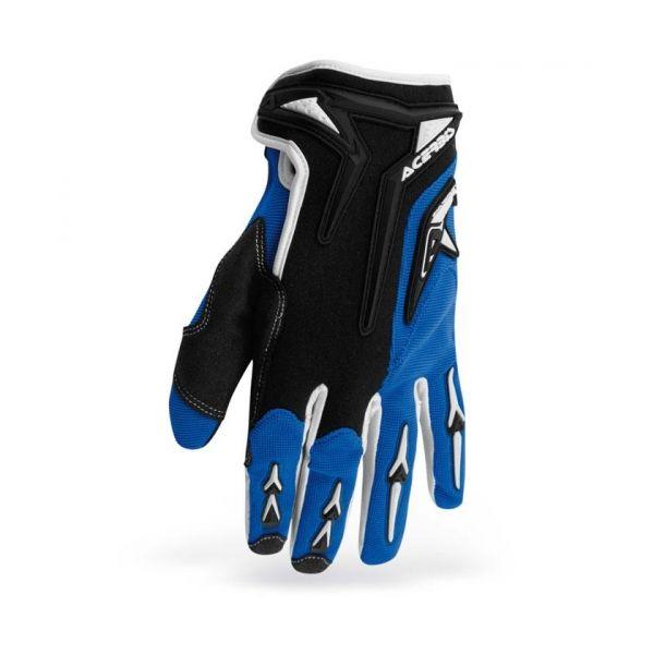 Gloves Acerbis Motocross Mx-x2 Blue