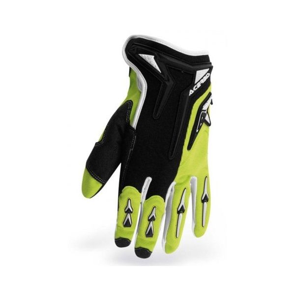 Gloves Acerbis Motocross Mx-x2 Green