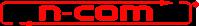 Casco modulare Nolan N104 Evo Action N-Com bianco-nero-bianco