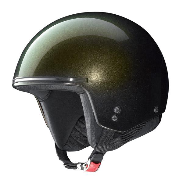 Helmet demi-jet Nolan N20 Naked Chopper Sparking Yellow
