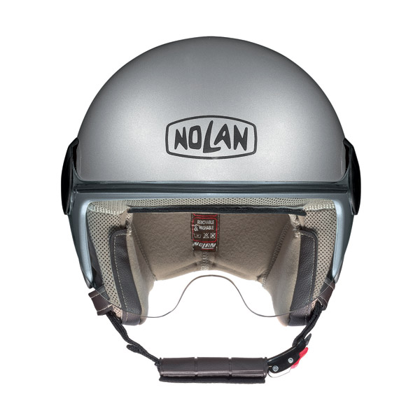 Casco demi-jet  Nolan N20 Traffic Combat Plus Flat Cool Grey