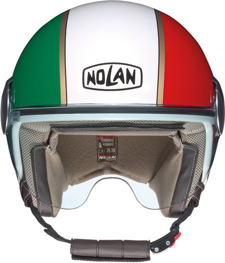 NOLAN N20 TRaffic Rider PLus jet helmet
