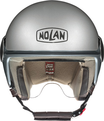Casco moto Nolan N20 Traffic Set Plus mimetic