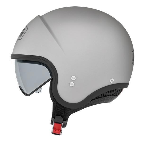 Nolan N21 Caribe jet helmet Red