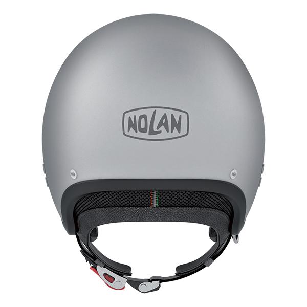 Nolan N21 Caribe jet helmet Grey chrome