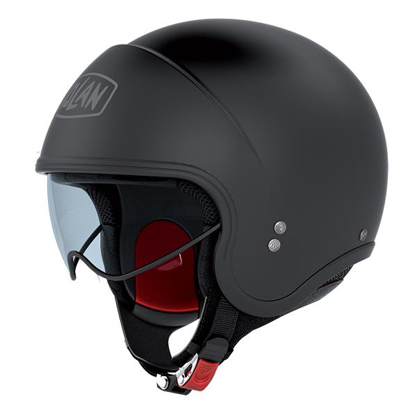 Nolan N21 Classic jet helmet Matte Black