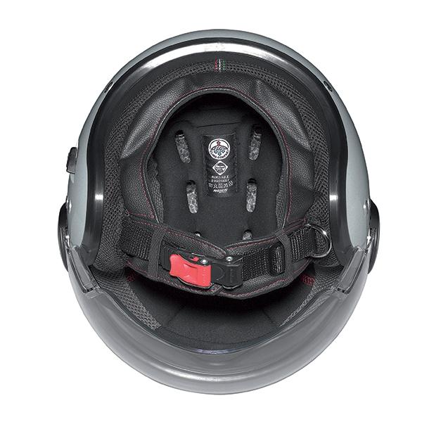 Nolan N21 Visor Classic jet helmet Matte Black