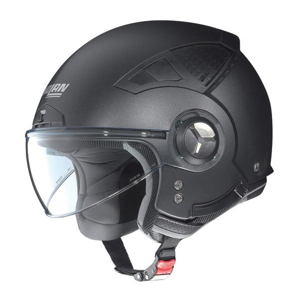 Nolan N33 Special jet helmet black graphite