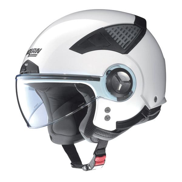 Casco moto Nolan N33 Special pure white