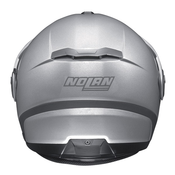 Motorcycle Helmet Jet Nolan N40 N-Com Classic Lava Grey