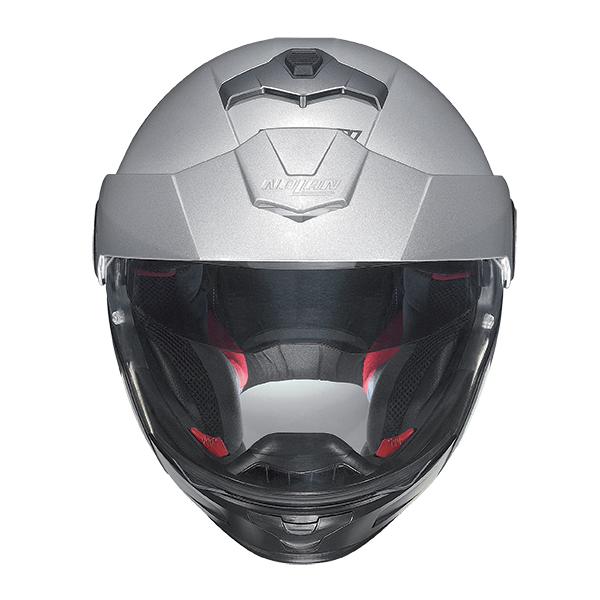 Nolan N40Full Classic Plus N-Com flip off helmet White
