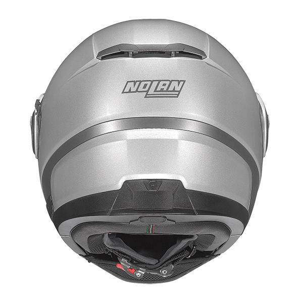 Nolan N40Full SpecialPlus N-Com flip off helmet Black