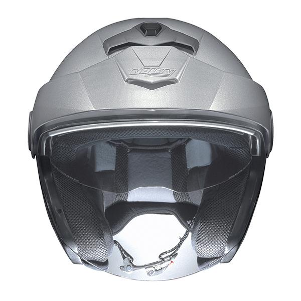 Nolan N40 Special Plus N-Com jet helmet Black