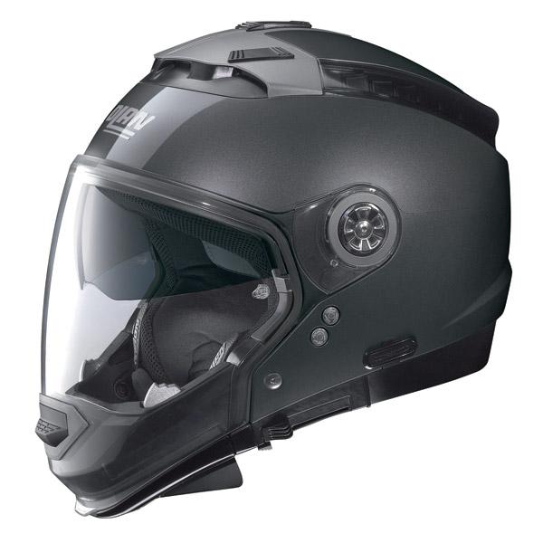 Nolan N44 Classic crossover helmet lava grey omol. P-J