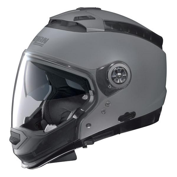 Nolan N44 Classic crossover helmet flat cool grey omol. P-J