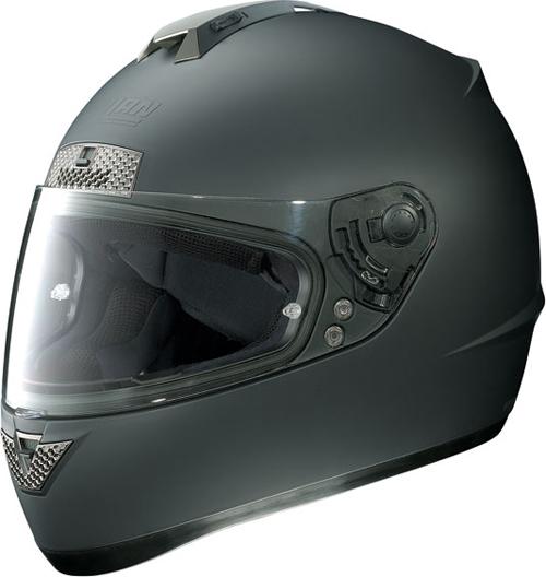 NOLAN N63 Classic full-face helmet col. flat black