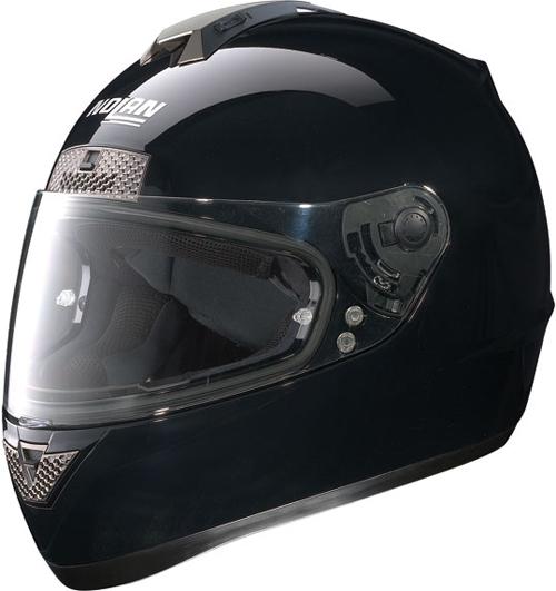 NOLAN N63 Classic full-face helmet col. glossy black