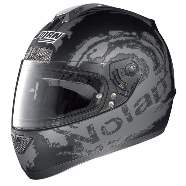 Nolan N63 Sketch full-face helmet flat black-grey