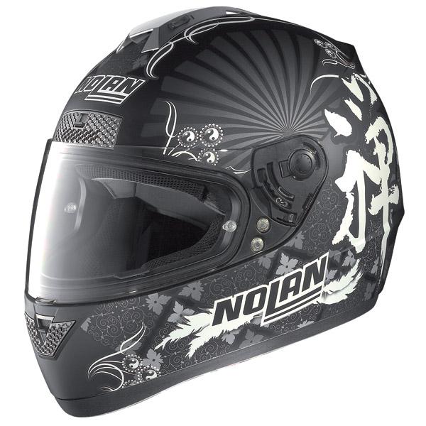Nolan N63 Zen full-face helmet flat black