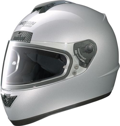 NOLAN N63 Genesis full-face helmet col. salt silver