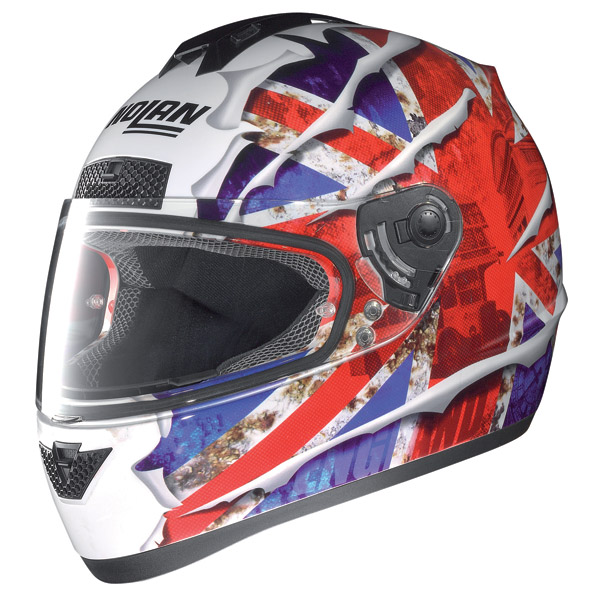 Casco moto Nolan N63 Set Flag 76