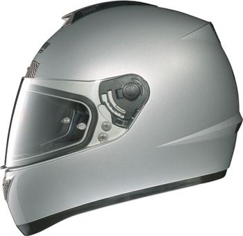 NOLAN N63 Oriental full-face helmet col. metal white