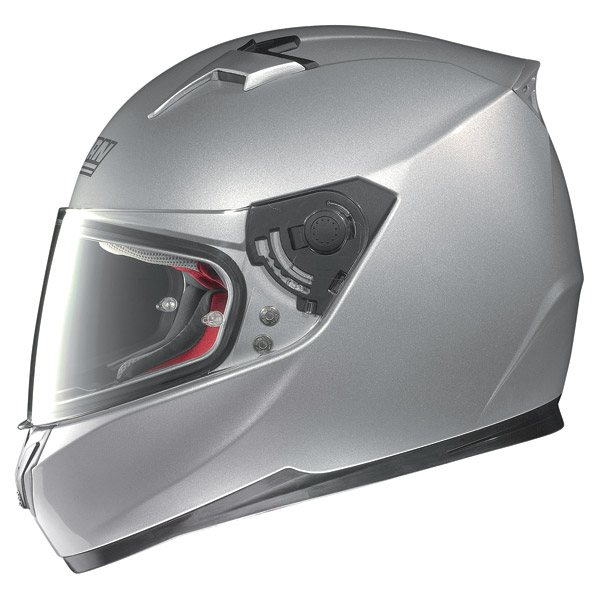 Helmet full-face Nolan N64 Gemini Replica Roccoli white