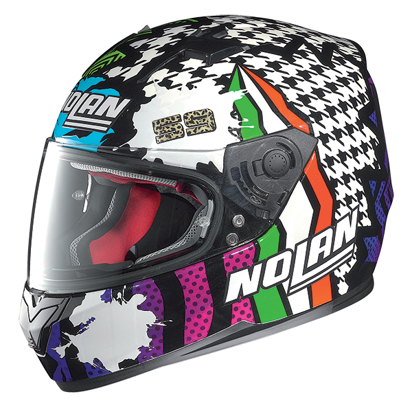 Nolan N64 Gemini Replica Canepa full face helmet